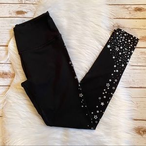 VS SPORT KNOCKOUT LEGGINGS STAR PRINT XS